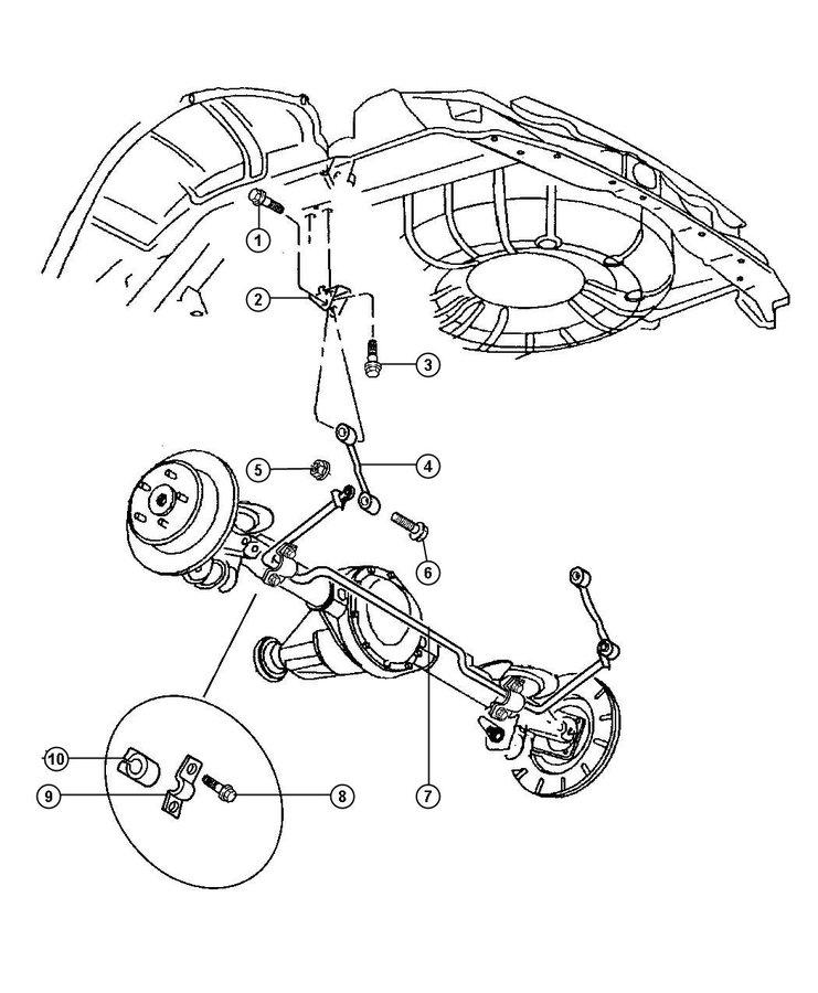 Jeep Sway Bar Diagram