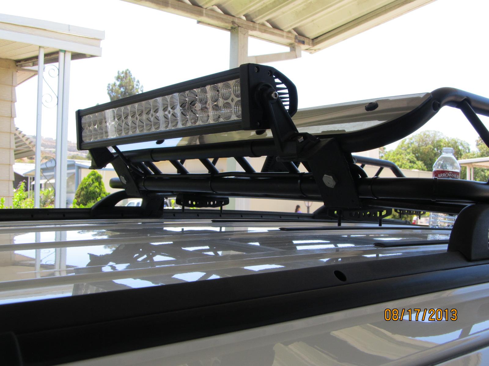 Good LED Light Bar - JeepForum.com