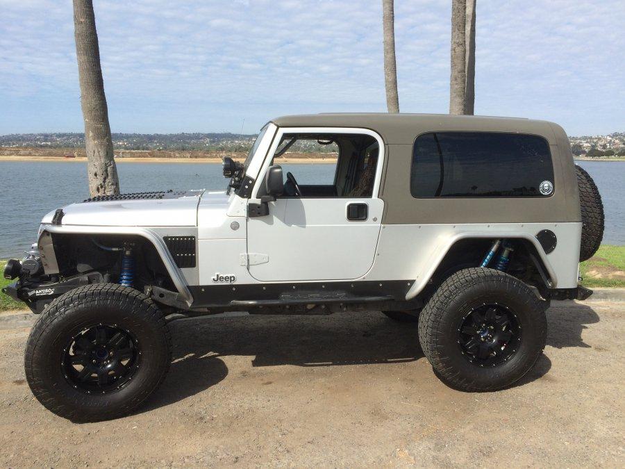 2004 Jeep Tj Unlimited Lj Built Jeepforum Com