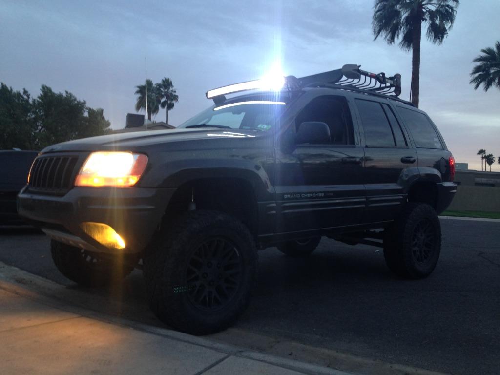 Jeep grand cherokee roof rack light bar 12300 about roof 1395899778 zpsd97c28b4 jpg 50 roof mounted led light bar jeep grand cherokee rack 12 300 aloadofball Image collections
