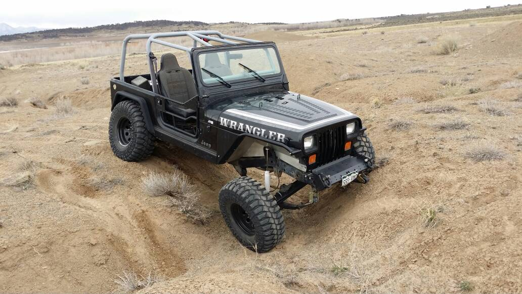 wagoneer springs on yj with 35's - JeepForum com