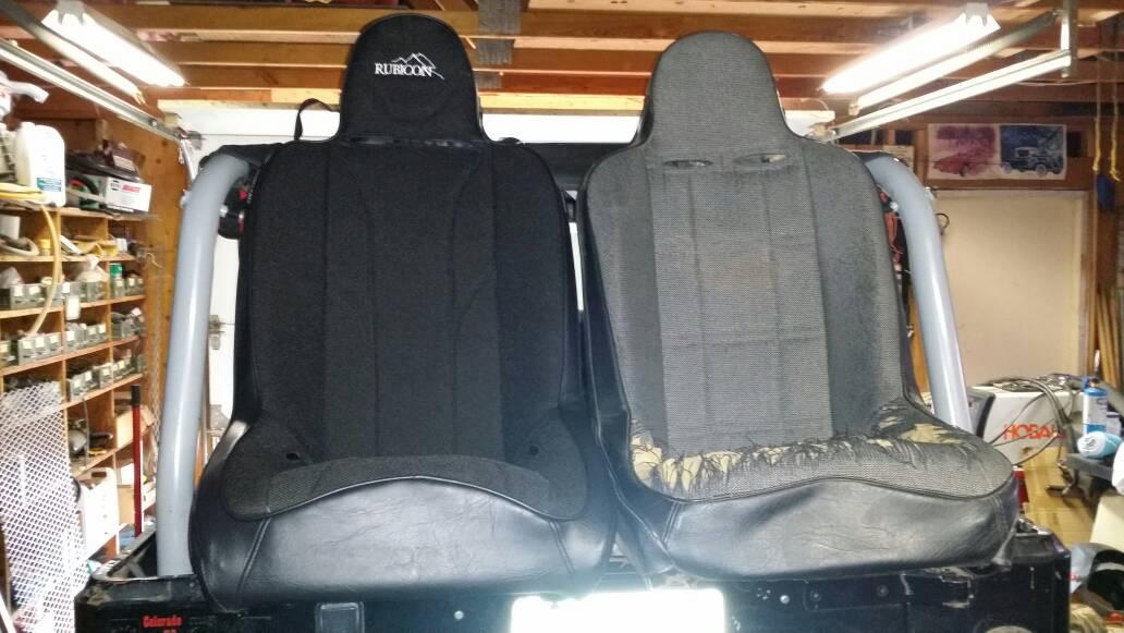 Suspension seat choices ? - JeepForum com