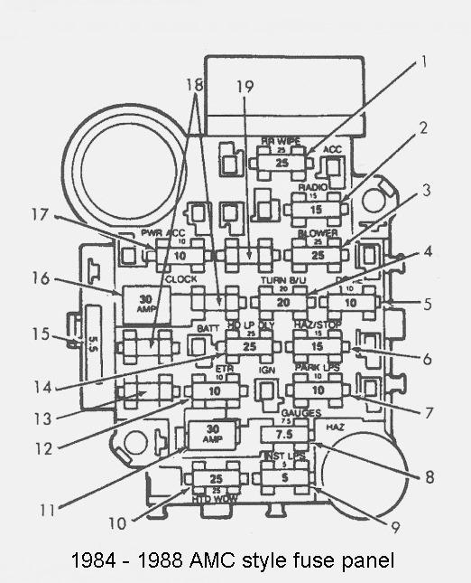 1994 Jeep Wrangler Headlight Wiring Diagram Efcaviation