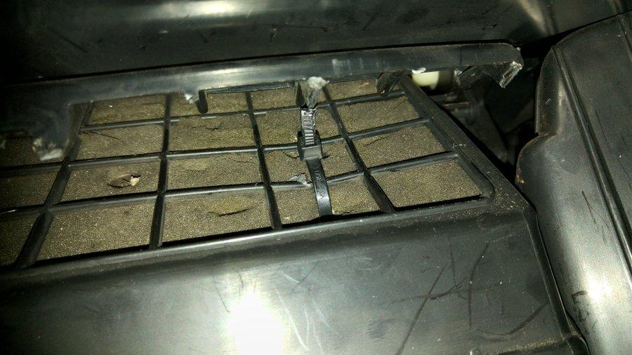 Alternative Recirculation Door Fix  - JeepForum com