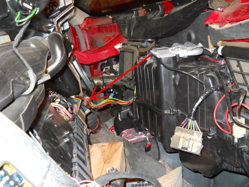 D T Jeep Zj Instrument Panel Heater Core Ac Evaporator Removal on Jeep Wrangler Hvac Vacuum Diagram