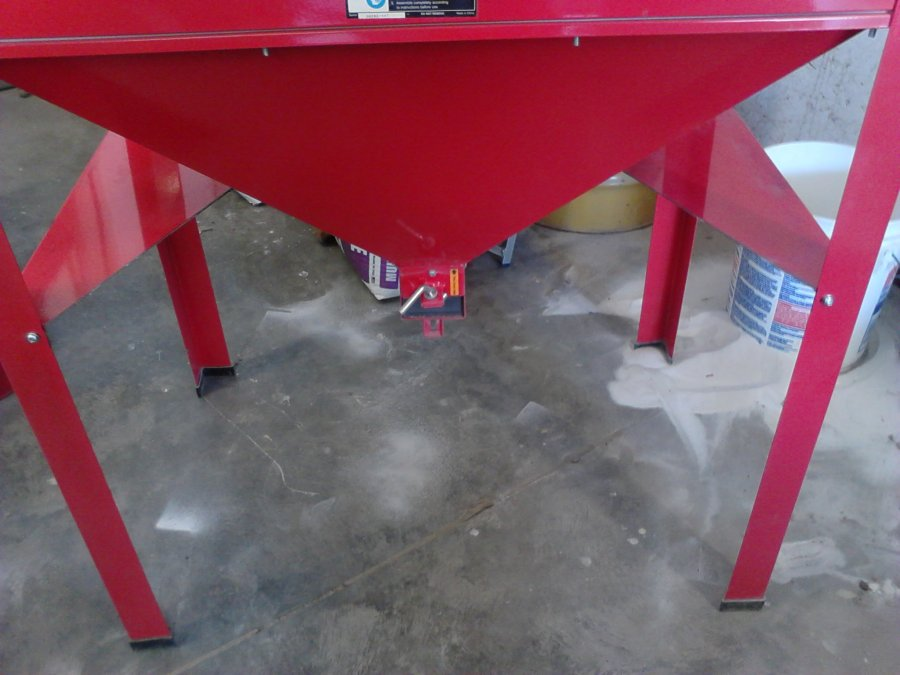Harbor Freight Sandblast Cabinet Instructions | Mail Cabinet