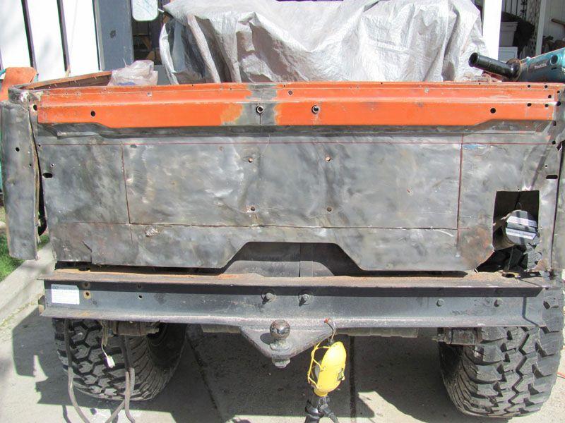 Patch Panel 1979 Cj5 W O Tailgate Jeepforum Com