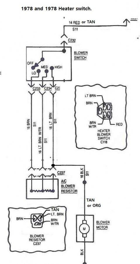Blower motor switch wiring - JeepForum.comJeep Forum