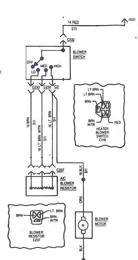85 CJ7 heater wiring - JeepForum.com Jeep Cj Heater Blower Switch Wiring Diagram on