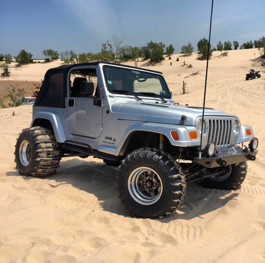 Oscar Mike Jeep >> sand dune jeep pics ( anything with paddle tires please ...