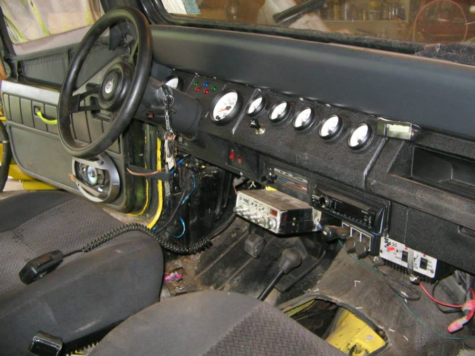 Lemme See Those Yj Interior Mods Jeepforum Com