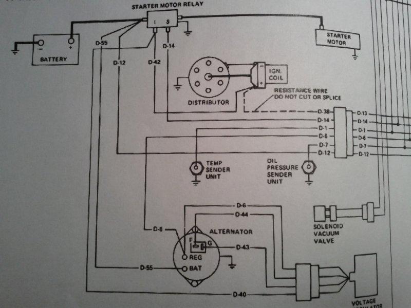 ignition switch diagram? - JeepForum.com | Cj5 Ignition Wiring Diagram |  | Jeep Forum