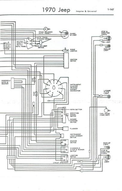 Help With Wiring Light Switch 1969 Cj Jeepforum Com
