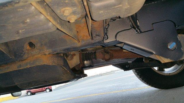 Tj Frame Rust Safe T Cap Vs Frame Section Transplant