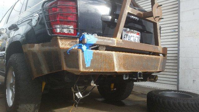 Jeep Grand Cherokee Tires >> WK Offroad/Winch Bumper Options - JeepForum.com