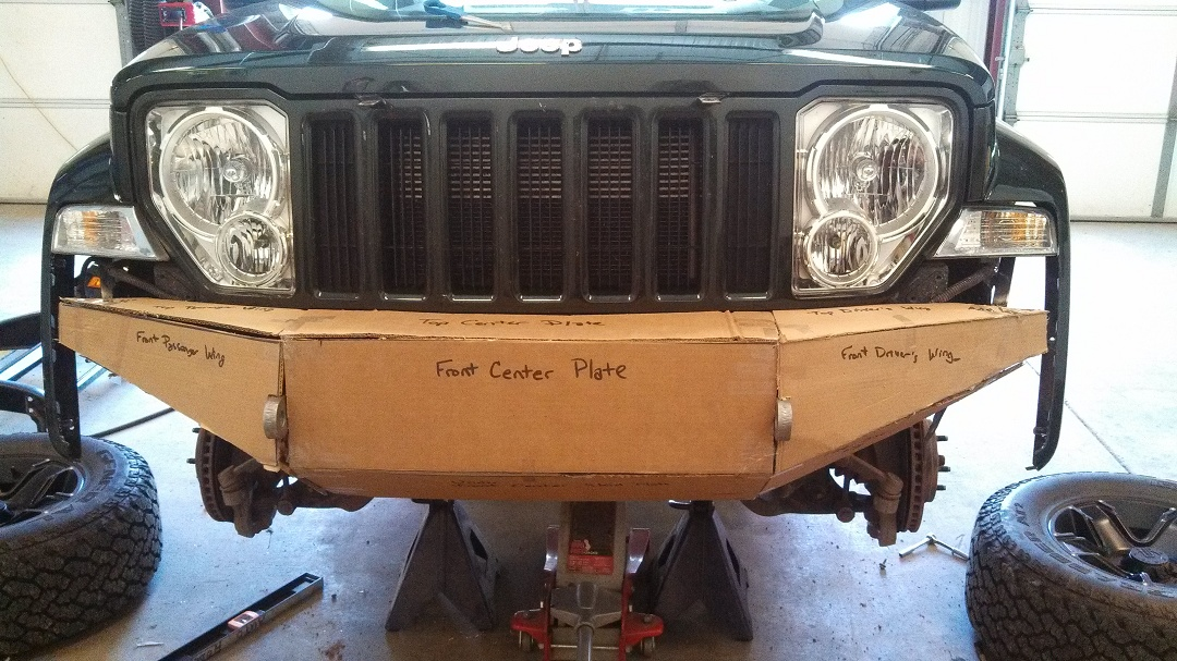 My Custom Bumper Build Thread - JeepForum.com