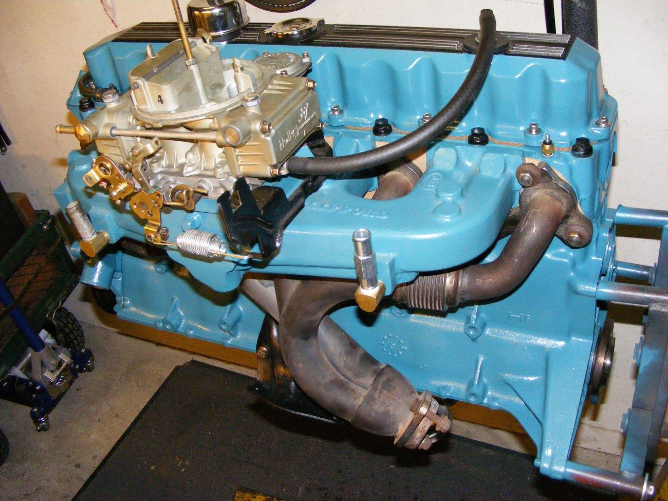 258/offenhauser 4bbl intake - JeepForum com