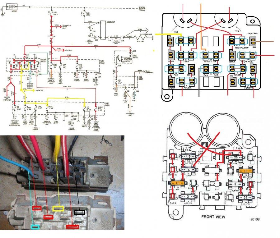 1984 jeep cj7 dash wiring diagram 1984 cj7 wire harness jeepforum com  1984 cj7 wire harness jeepforum com