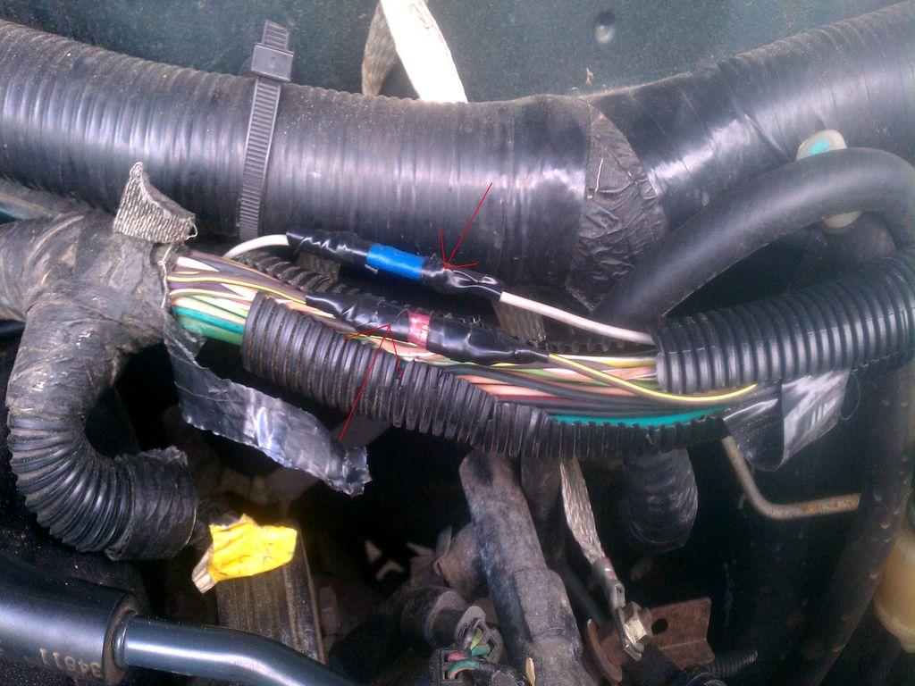 check engine p1698 and now check gauges light jeepforum com