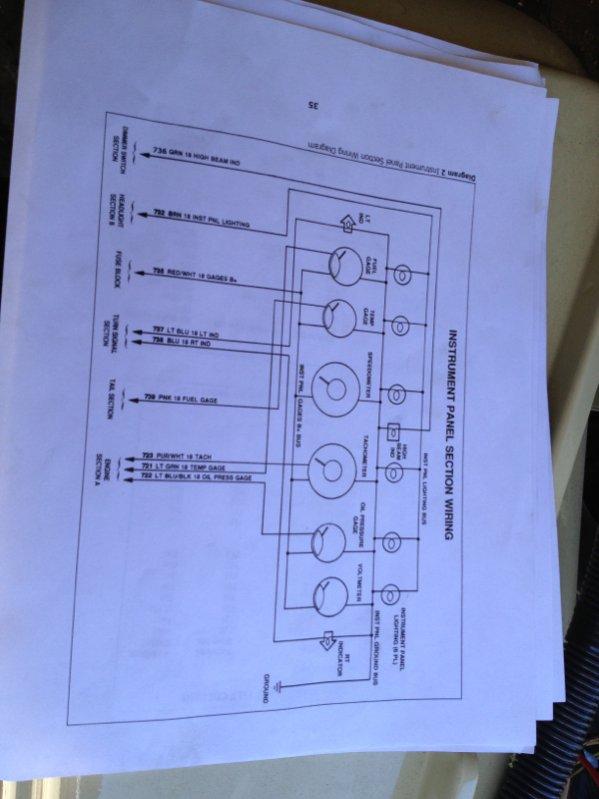 Painless vs 1973 Wiring Diagram - JeepForum.com