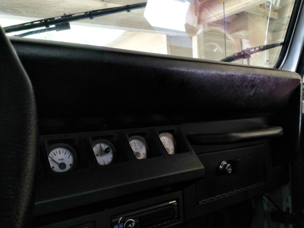 Yj Dash Swap Page 2 Jeepforum Com