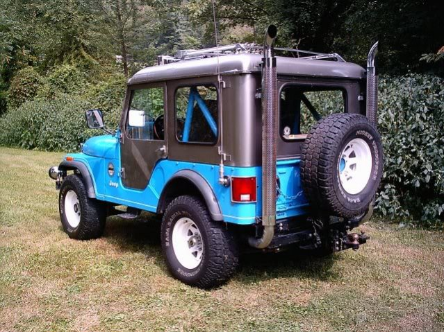 Picture request, CJ5s with ACME hardtop - Page 61
