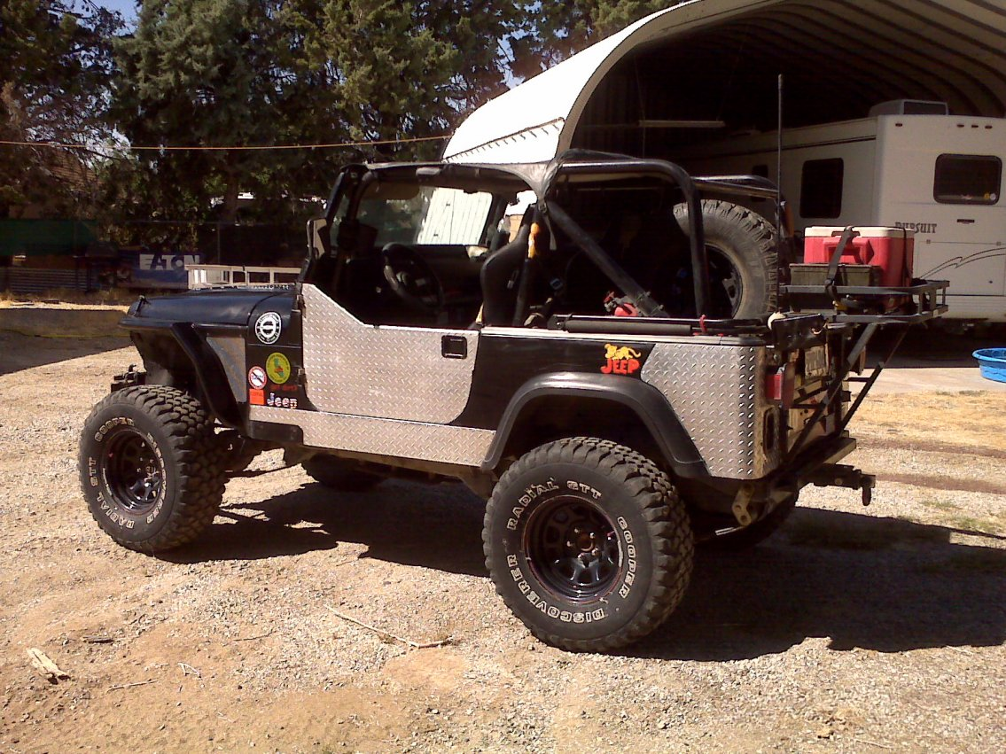 I Made A For My Yj Post Your Homemade Jeep Stuff Here
