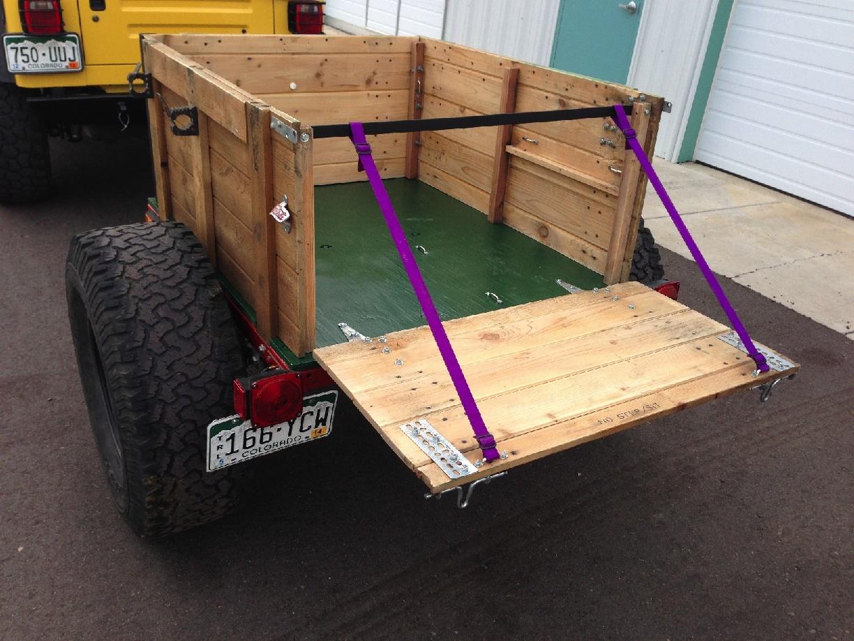 Trailer Storage: Trailer Storage Box Harbor Freight