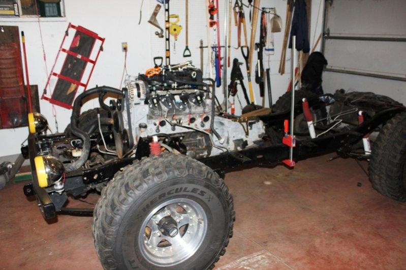 AMC 20 rear axle, how strong - JeepForum com