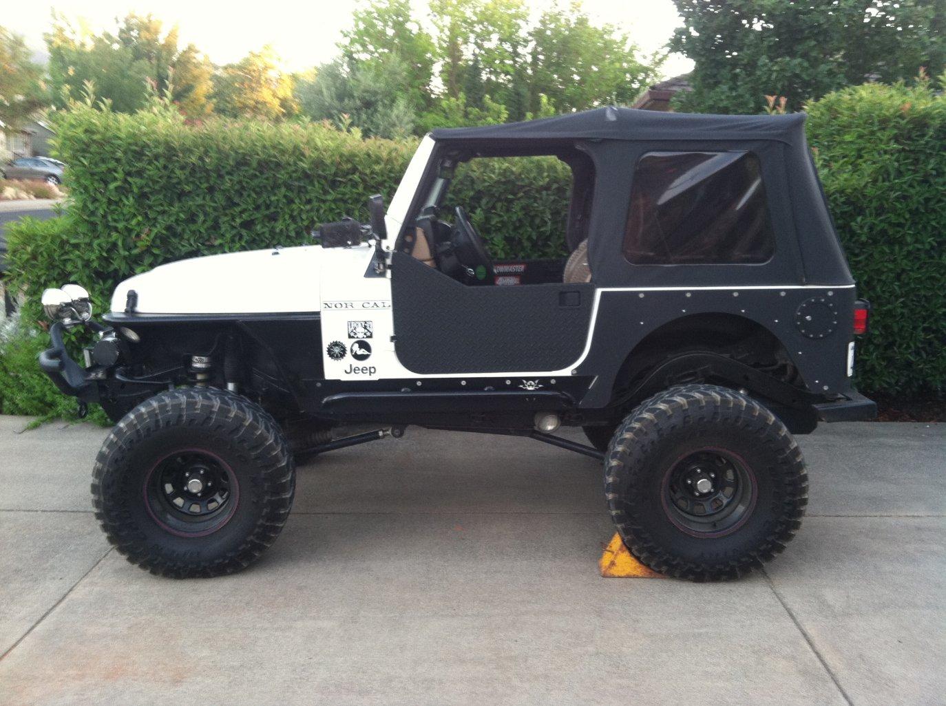 Jeep wrangler michelin ltx at2 #5