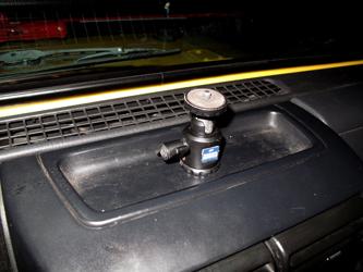 Video Camera Dash Mount