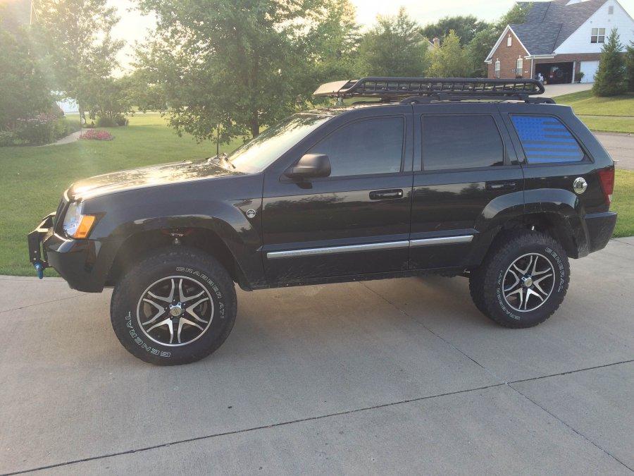 Jeep Grand Cherokee Tires >> WK/XK Wheel/Tire Picture Combination Thread - Page 23 - JeepForum.com