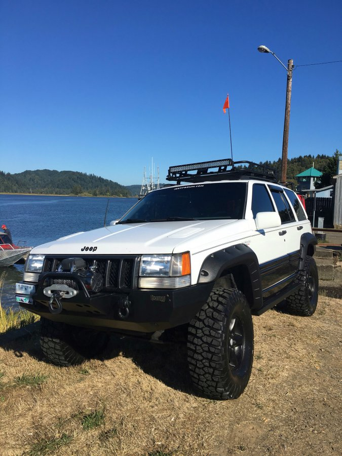 D T Custom X Jeep Grand Cherokee Limited Img on 1995 Jeep Cherokee Battery
