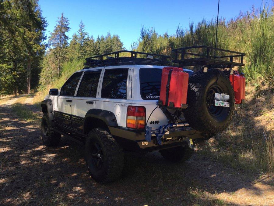 Custom 4x4  U0026 39 95 Jeep Grand Cherokee Limited