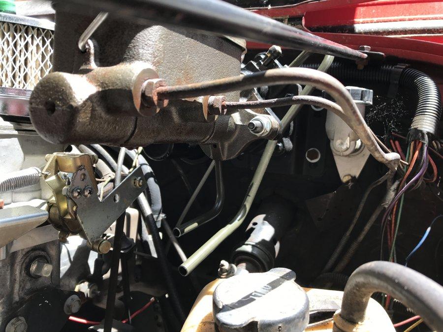 Astro Van Hydroboost Conversion