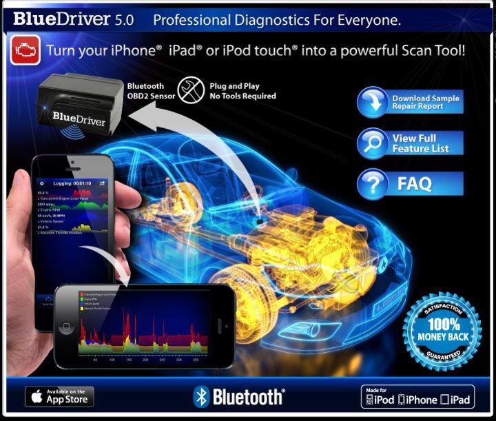 BlueDriver scan tool - JeepForum com