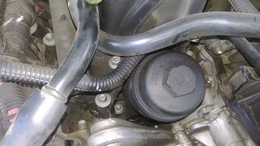 HELP! 2012 Wrangler has developed two oil leaks