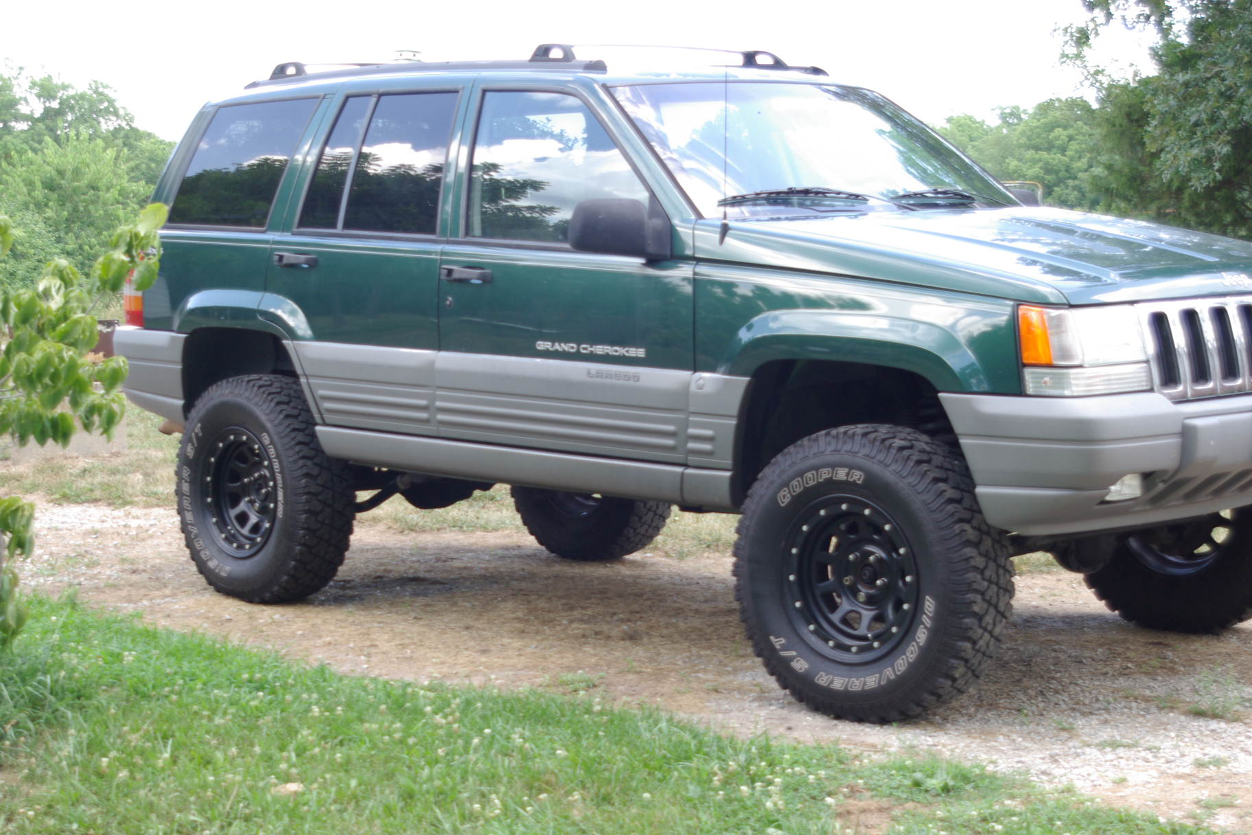 Iro 3 5 Spring Swap Zj Lift Kit Pics And Review Page 4