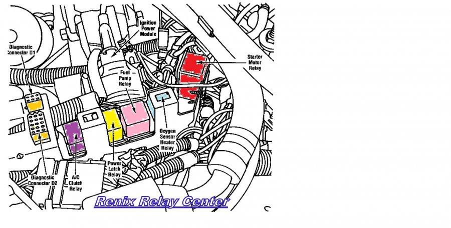 Renix o2 Sensor Causes Parasitic Draw/More - JeepForum com
