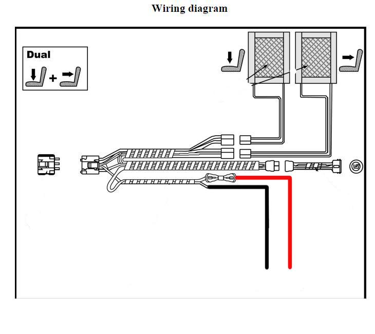 Wiring heated seats - JeepForum.com on