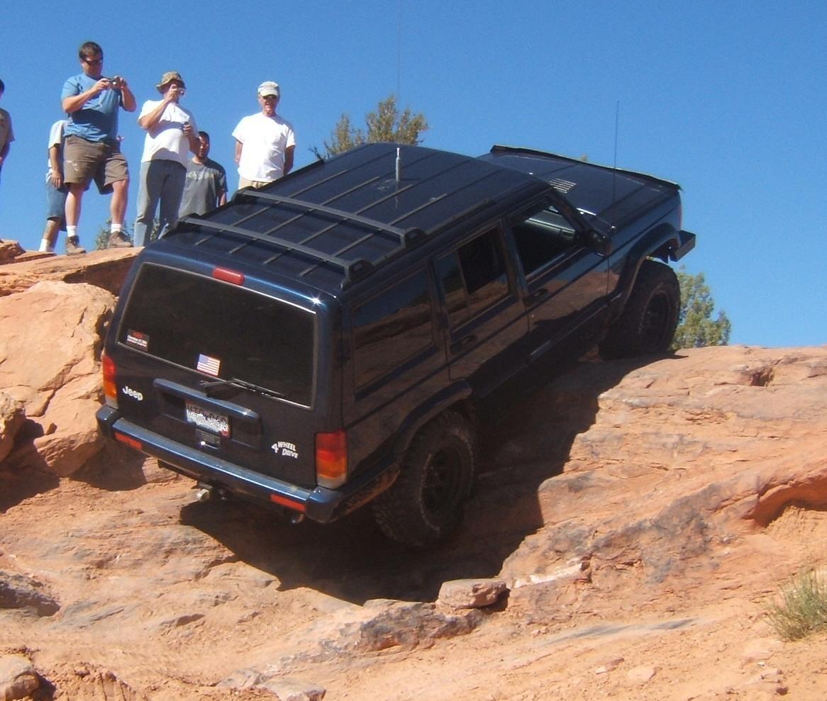 XJ Cherokee Moab