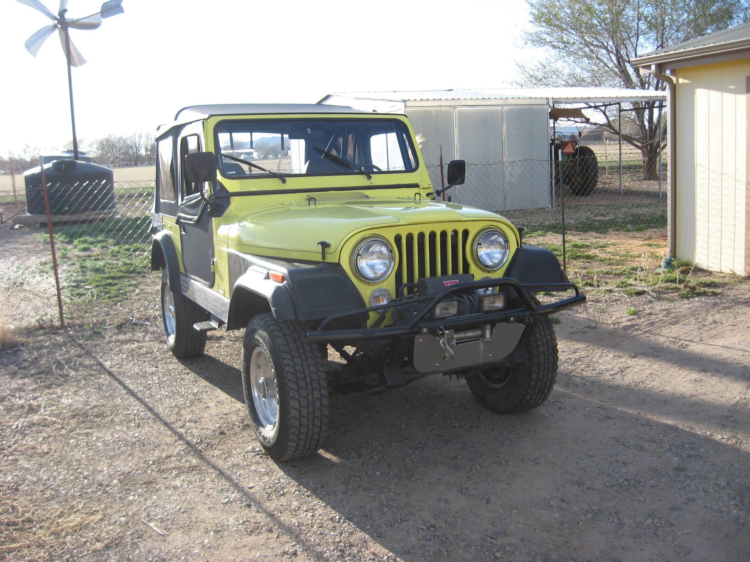 Arizona Jeep