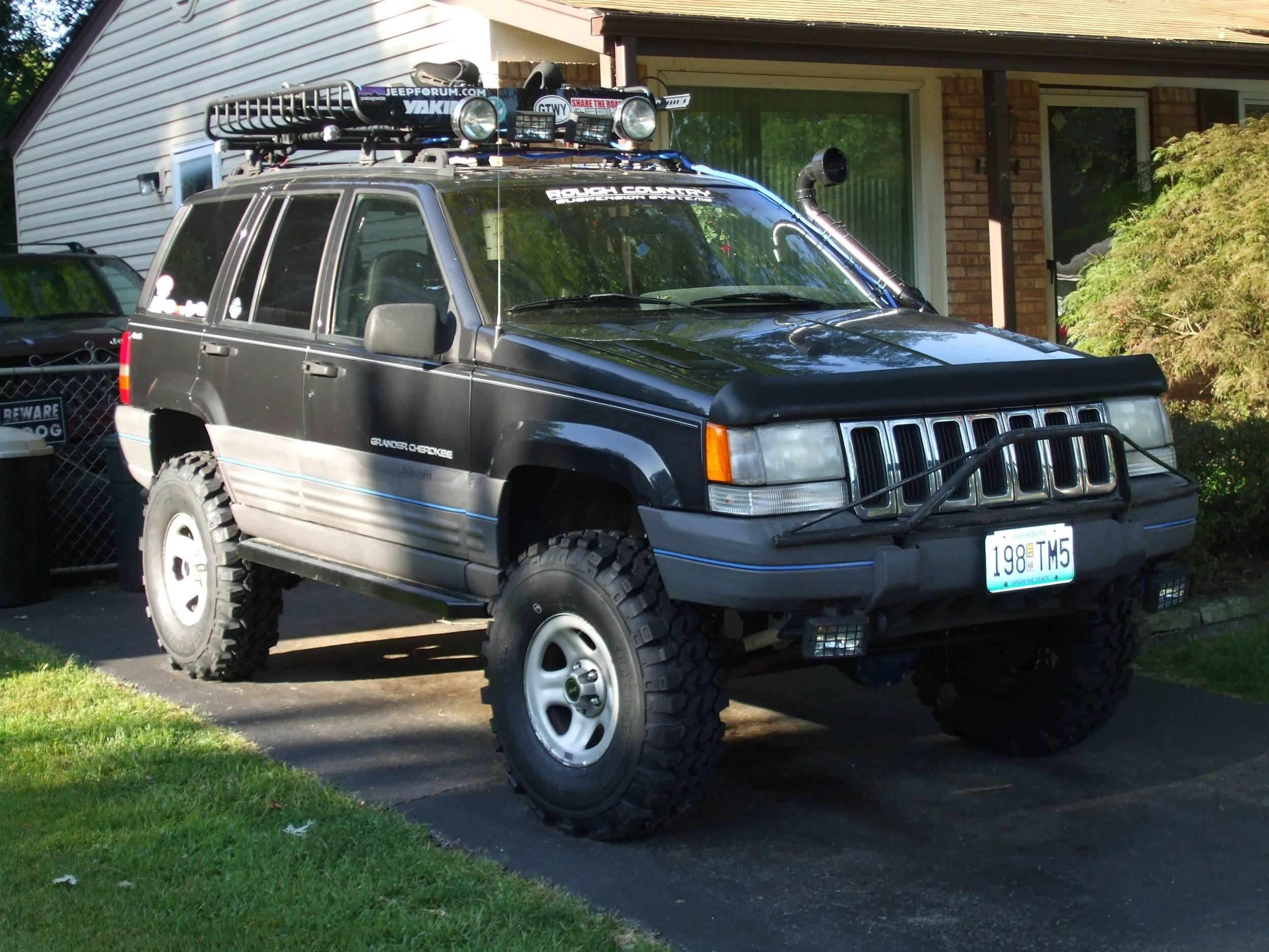 Cheap Front Protection Home Made Bumper Jeepforum Com