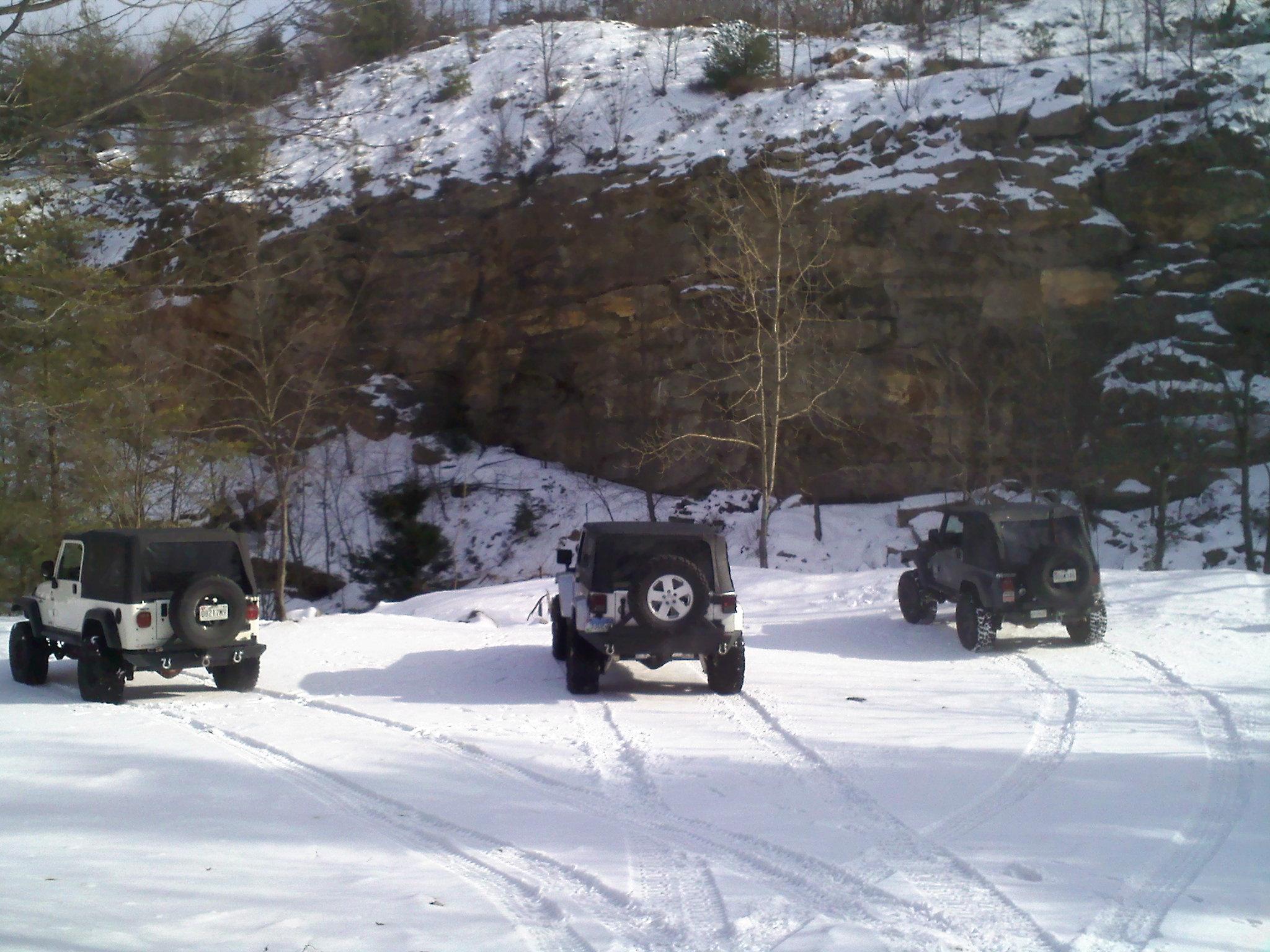 Rausch Creek Trip 1/23/09