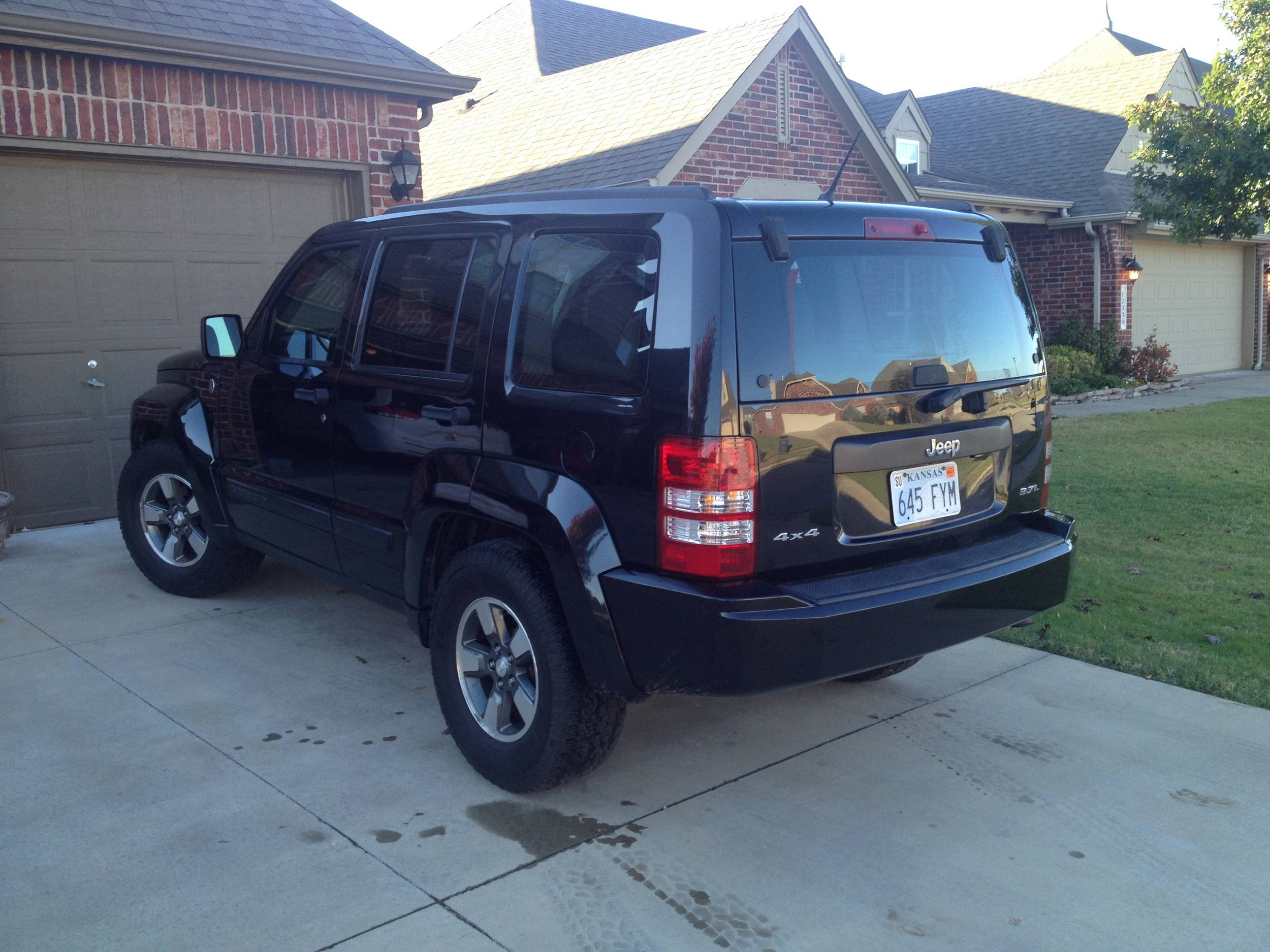 2008 Jeep Liberty KK