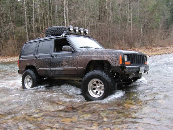 Xj Off Road Light Set Ups Jeepforum Com