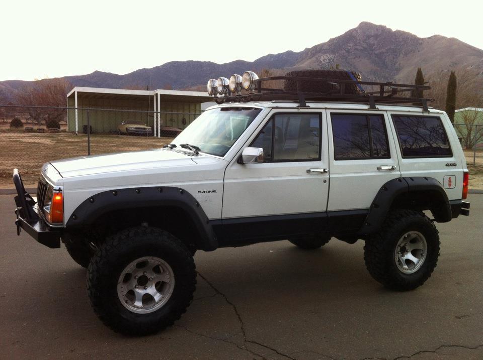XJ, Cherokee, Jeep,
