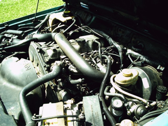 diesel swap
