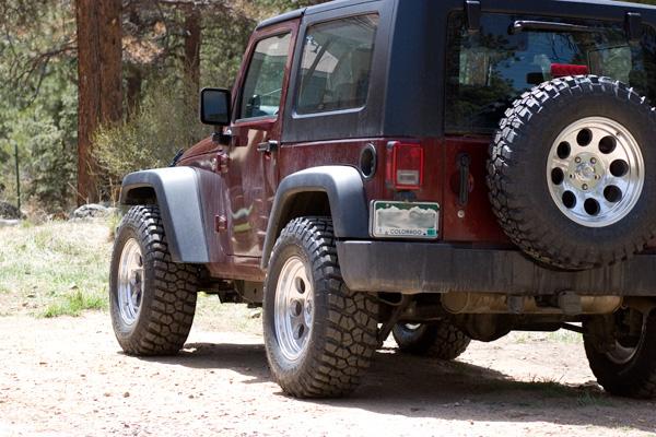 Jeep Wrangler Jk Wheel Spacers