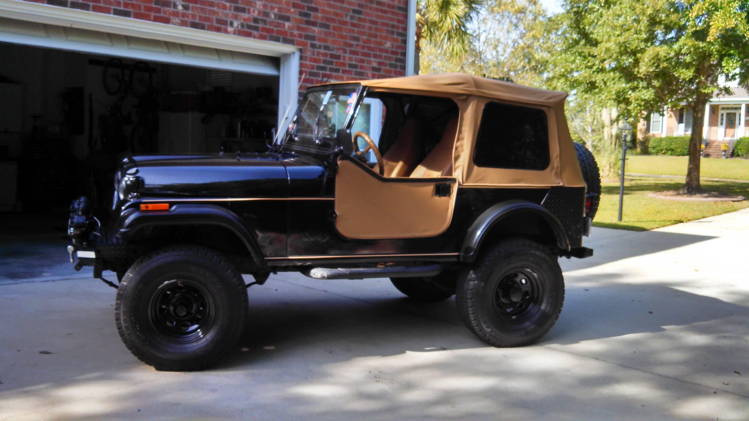 My 1983 CJ-7